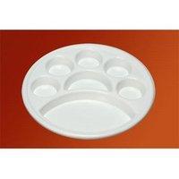 Acrylic Portion Plate