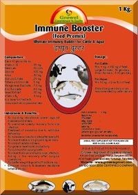 Immunity Builder For Cattle And Aqua (Feed Premix)