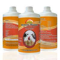 Immunity Builder For Cattle And Poultry (Water Soluble)