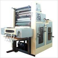 Multicolor PP Non Woven Bag Printing Machine