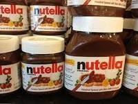 Nutella Ferrero Chocolate 230g, 350g and 600g