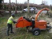 Wood Chipping Machine