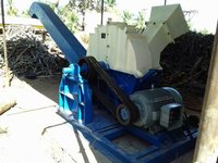 Wood Chipping Machine Drum Type