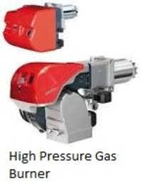High Pressure Gas Burner