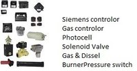 Gas and Diesel Burner Pressure Switch