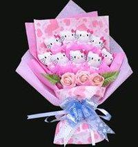 Edible Chocolate Bouquet