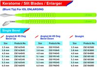 Ophthalmic Micro Surgical Blades
