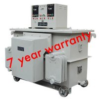 Three Phase Oil Cooled Servo Voltage Stabilizers