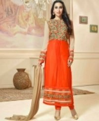 Exclusive Embroidery Designer Straight Suit