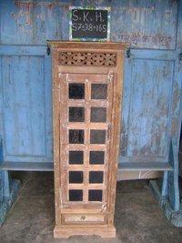 Handcrafted Wooden Almirah