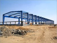 Peb Industrial Sheds Structure