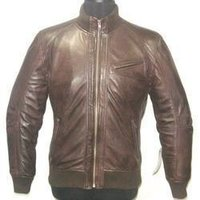 Mattio Mens Leather Jackets