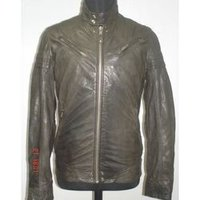 Lujon Mens Leather Jackets