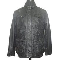 Black Leather Jackets For Mens