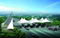 Fabric Tensile Structures