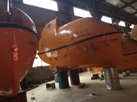 Fire-Proof Type Totally Enclosed Life Boat For Tanker Ship