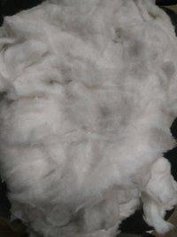 Organic White Cotton Waste