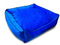 Dog Sofa Large Bed in Blue