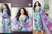 Ladies Pure Lawn Dress Material Fabrics