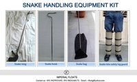 Snake Handling Equipment Kit