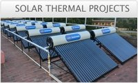 Solar Water Heater With Ceramic Tank