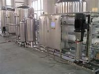 Packaged Distilled Water Plant