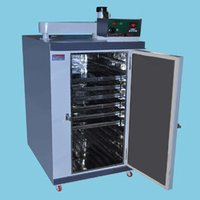 Industrial Laboratory Tray Dryers