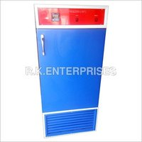 Vertical Laboratory Deep Freezer