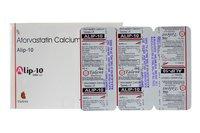 ALIP-10 (Atorvastatin Calcium)