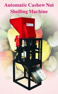 Automatic Raw Cashew Cutting Machine