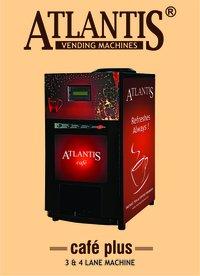 Atlantis Cafe Plus 4 Lane Hot Beverage Vending Machines