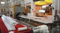 Aluminum Wood Effect Finish Machines