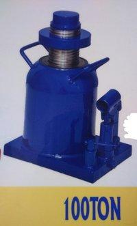 Hydraulics Bottle Jacks 100 Ton