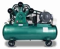 Lubricated Reciprocating Air Compressor