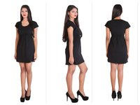 Ladies Eve Black Cocktail Dresses