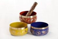 Mantra Color Singing Bowl