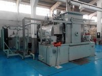 Vacuum Hardening Furnace With Oil Quench