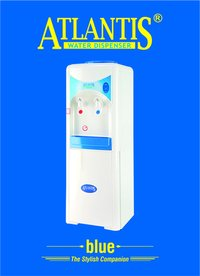 Atlantis Blue Hot And Cold Water Dispenser