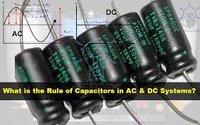 Dc Capacitors