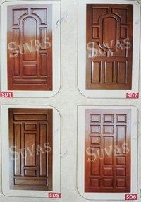 Premium Teak Wood Doors