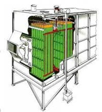 Industrial Electrostatic Precipitator (Esp)