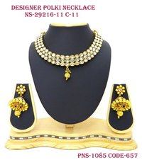 Antique Designer Polki Jewellery