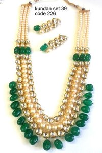 Designer Kundan Necklace Sets