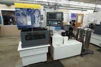 Used Fanuc EDM Wire Cut Machine
