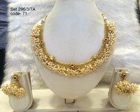 Imitation Designer Traditional Necklace Sets