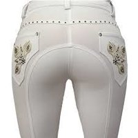Embroided Breeches