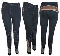 Knee Patch Breeches