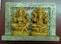 Lakshmi Ganesha Statue