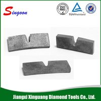 450mm Diamond Cutting Tools Segment For Stone Granite