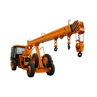 Pick and Carry Mobile Crane